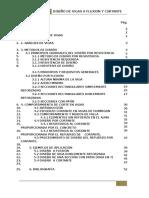 Diseño de Vigas Por Flexion y Corte norma ACI 318-14