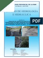 1.0 Estudio Hidrologico Corregido Ok
