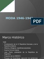 Moda 1946-1949