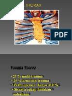 materi trauma Thorax