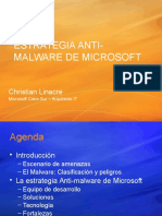 Estrategia Anti Malware