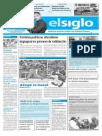 Edición Impresa El Siglo 10-03-2017