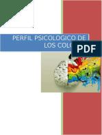 Ensayo - Perfil Psicologico de Los Colores