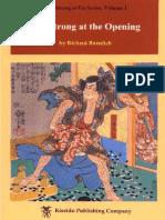 [Go Igo Baduk Weiqi] [Eng] Get Strong at the Opening - Richard Bozulich