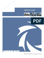 Dunhm-Bush PRODUCT GUIDEDB Global Product Guide