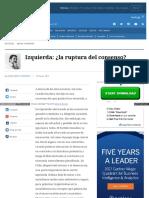 Www Elmostrador Cl Noticias Opinion 2017-03-10 Izquierda La