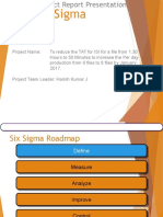 Six Sigma Report_Updated