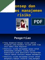 Manajemen Risiko Rca Fmea