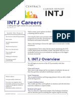 [PersonalityCentral]INTJ_CareerReport