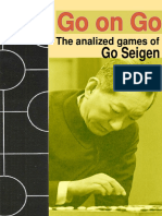 [Go Igo Baduk Weiqi] [Eng] Go on Go - Analized Games of Go Seigen