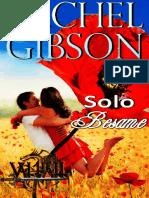 Rachel Gibson - Solo Besame