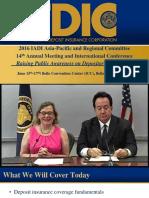 FDIC Presentation