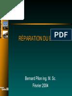 A Réparation Béton