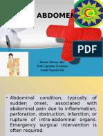 Acute Abdomen PPT