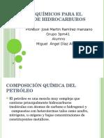 Métodos Químicos Para El Análisis de Hidrocarburos