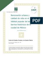 Renovacion Urbana Calidad Vida Docto152