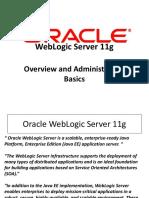 Oracle Web Logic Server