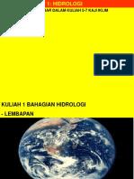8-Hgf122-Kul1-Hidrologi 1-Telah Diberikan Dalam Kuliah 5-7 (1)