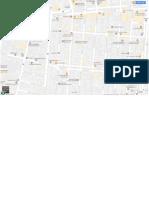 Mapas y lugares de la zona