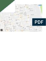 Mapas dos de la zona