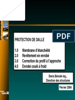 Protection Dalle