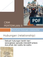 CRM bab 2