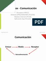 Paradox - Comunicación