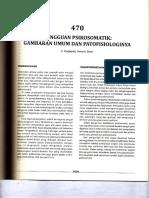470. Gangguan Psikosomatik Gambaran Umum Dan Patofisiologi