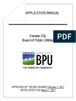 Board-of-Public-Utilities---Kansas-City-Kansas-Rate-Application-Manual-