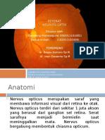 Neuritis Optik PPT