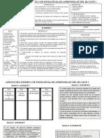 Ejemplos de Estrategias Didáctica Bloques 1 y 2