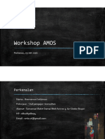 Workshop AMOS (bahasa indonesia)