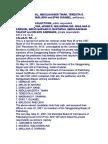 Dimalub P. Namil et al vs COMELEC