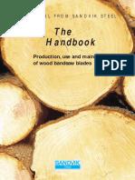 Handbook Bandsaw Blade