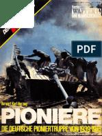 Das III Reich Son Der Heft 09 Pioniere Waffen SS Die Deutsche Pioniertruppe Von 1939 1945