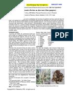 A Comprehensive Review on Aloe Vera (Ghee Gangwar)