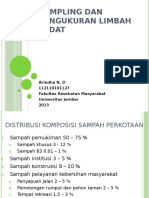 Sampling dan pengukuran limbah padat.pptx