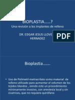 Bioplastia Dr Llovera