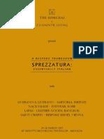 THE SOMCHAI x CHANINTR LIVING - SPREZZATURA