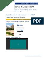GUIA Acceso a Un Documento Google ITESM