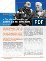 Newsletter N°29 - Novembre 2014