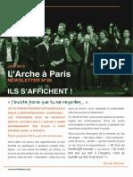 Newsletter N°26 - juin 2013