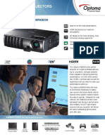 Optoma W304M Portable DLP Projector