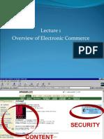 01 E Commerce Overview