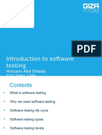 Testing Intro
