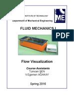 1 - ME 202 Flow Visualization