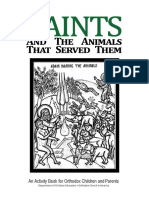 Saints and Animals