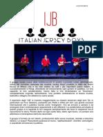 Italian Jersey Boys