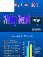 Project -Printing Hub in Jaipur
