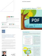 {2012} Toyota Motor Corporation Sustainability Report